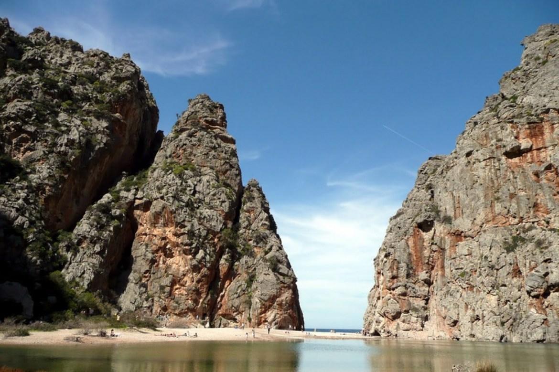 Canyoning meeting Mallorca rik Balearik