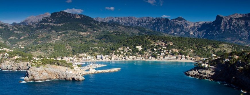Guide 5 places to relax in Sóller, Mallorca